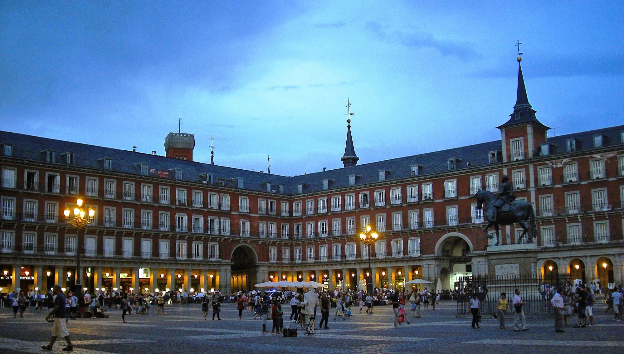 Image Gallery Salamanca Madrid