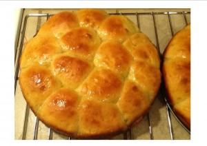 12.8.10ef URI Honeycomb bread
