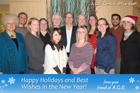 Happy Holidays from A.C.E.